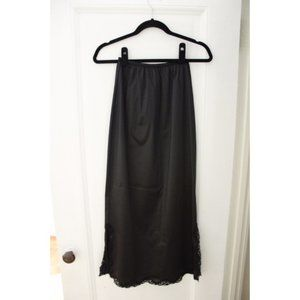 Vintage WonderMaid Slip Skirt